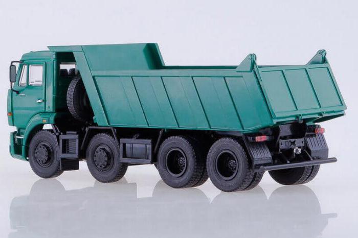 КамАЗ-6540: краткий обзор