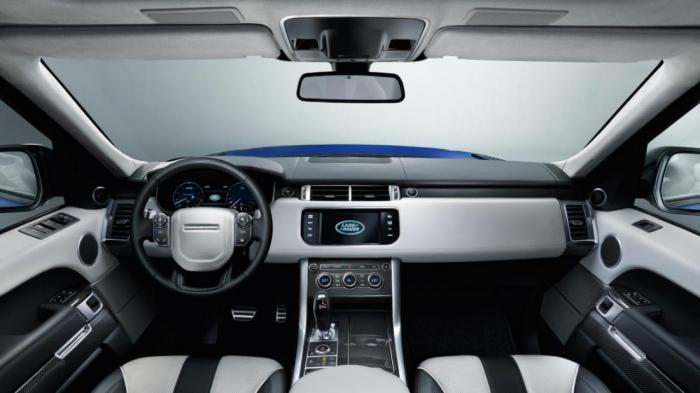 Почему Land Rover Range Rover Sport SVR называют