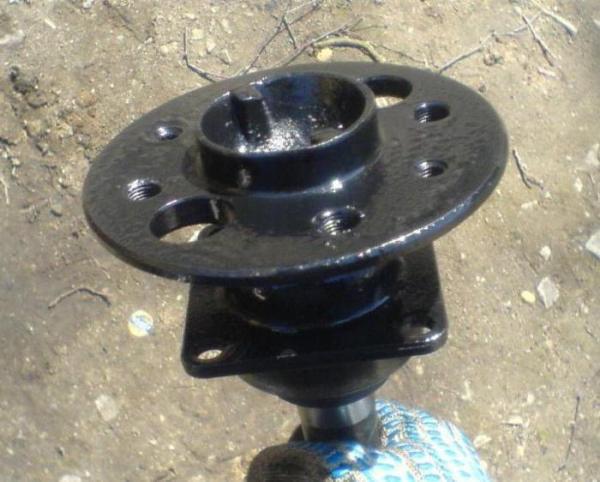 Полуоси ВАЗ 2107: снятие и установка, замена сальника