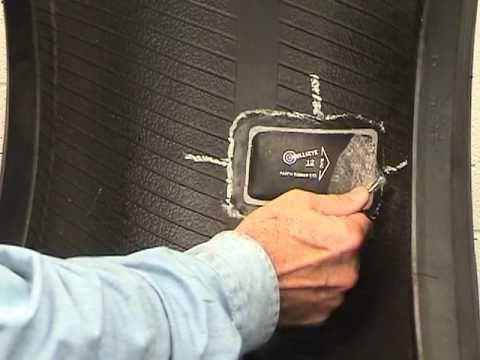 Ремонт бескамерной шины своими руками. Комплект для ремонта бескамерных шин