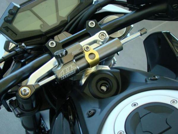 Руль мотоцикла - важный технический элемент транспортного средства