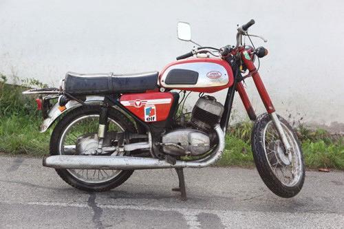 Семейство мотоциклов «Ява-350»