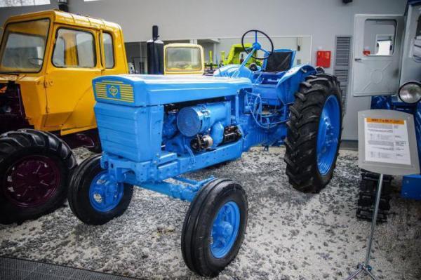 Трактор Т-28: особенности и характеристики