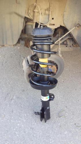 Замена передней стойки ВАЗ-2109 своими руками: процедура проведения ремонта
