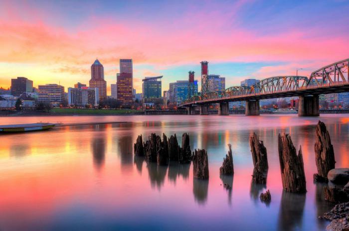 15 самых красивых городов в США