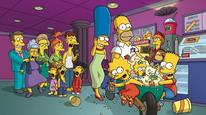 Что мы узнали о моде из «Симпсонов»?