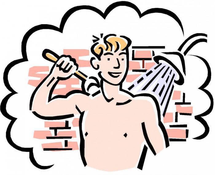 Нужно ли принимать душ каждый день?