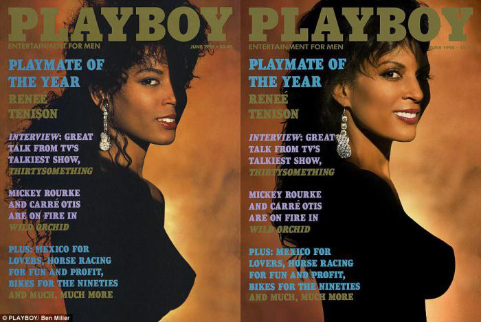 Playboy переснял свои самые популярные обложки 30-летней давности с теми же моделями