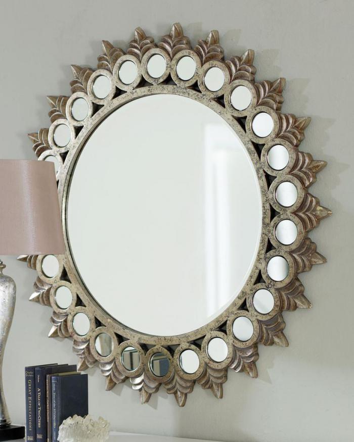 Вторая жизнь зеркальца от компакт-пудры, или Почему не нужно выбрасывать старую пудру
