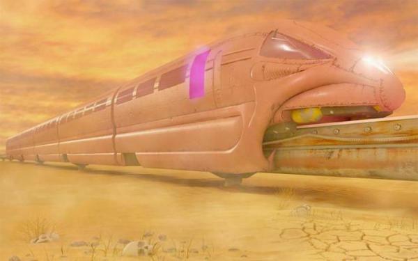 Чего не знал безумный поезд Блейн Моно