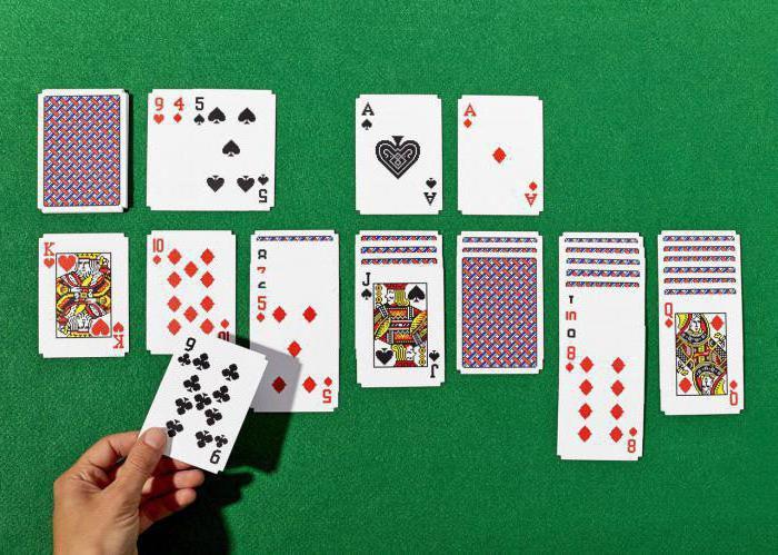 Как играть пасьянс из 36 карт играть хэппи вилс с новыми картами