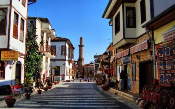Район Калеичи в Анталии (Турция): описание, фото, отзывы