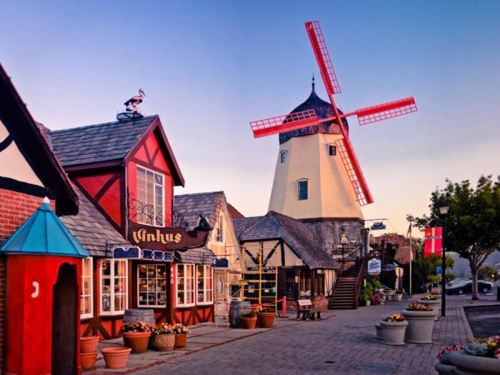 12 американских городов, которые не отличить от европейских