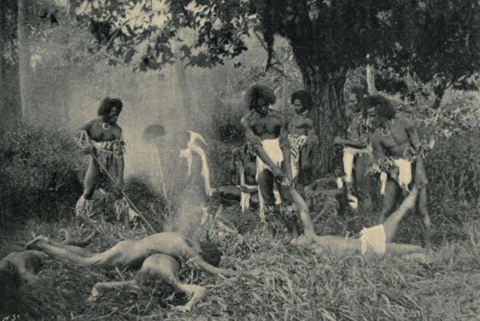 8 самых страшных случаев каннибализма в истории