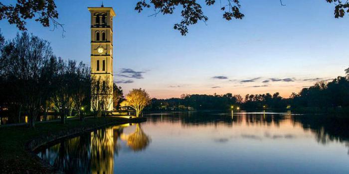 Топ-30 самых красивых университетских кампусов в мире