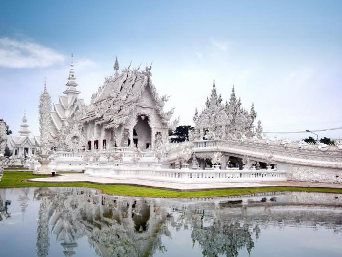 Топ-21 самых красивых мест поклонения из разных стран мира