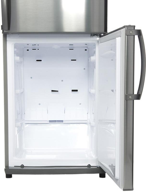 холодильник lg ga b409umqa двухкамерный серебристый