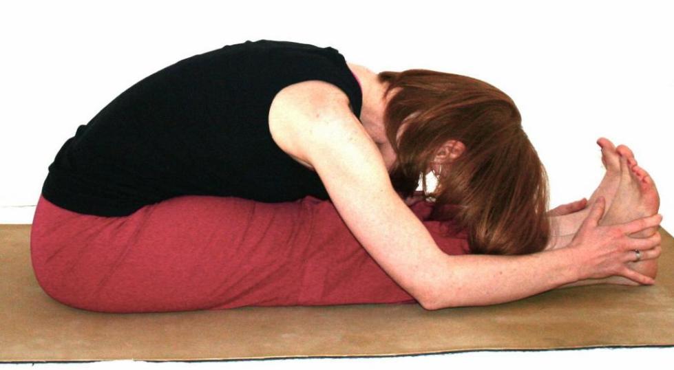 йога для растяжки тела