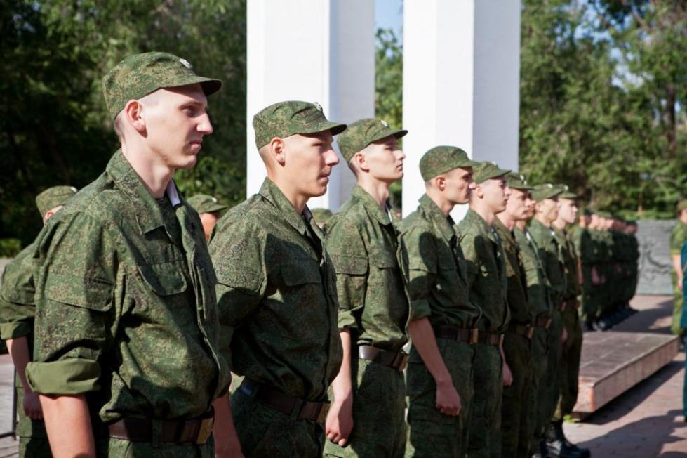 срок военной службы в рф