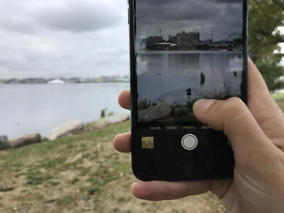 7 айфон камера