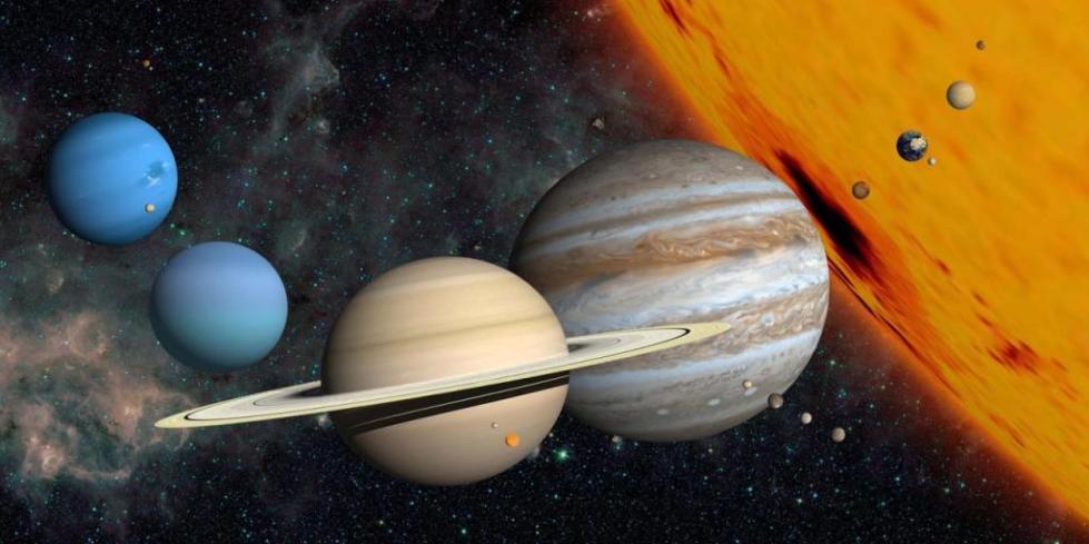 Сравнения планет.