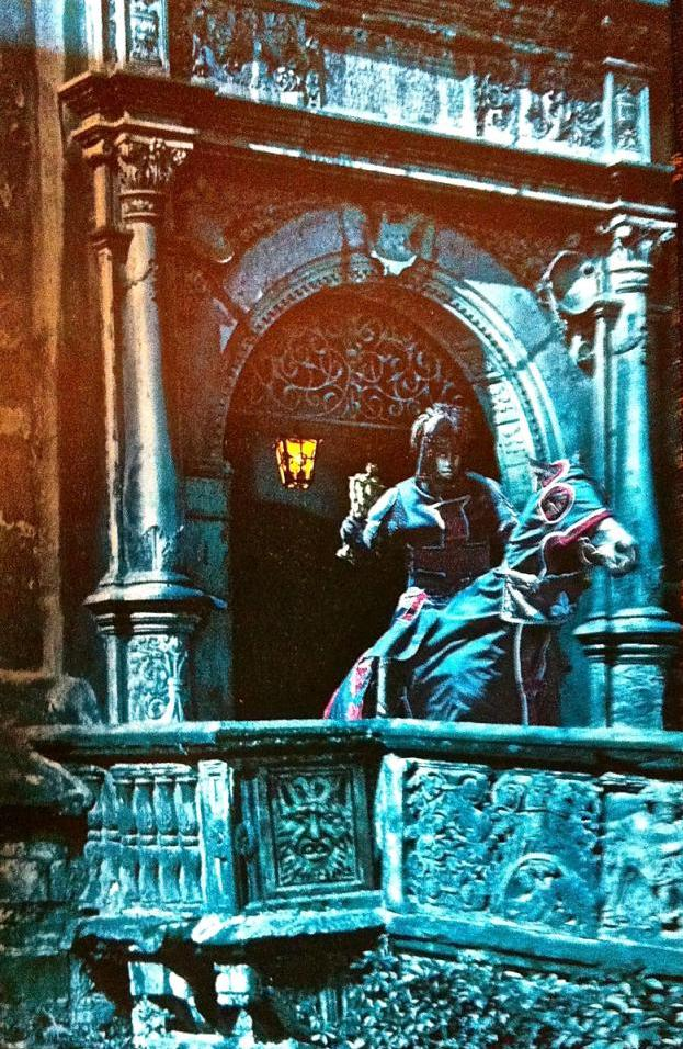 Рыцарь Чаш - Готическое Таро