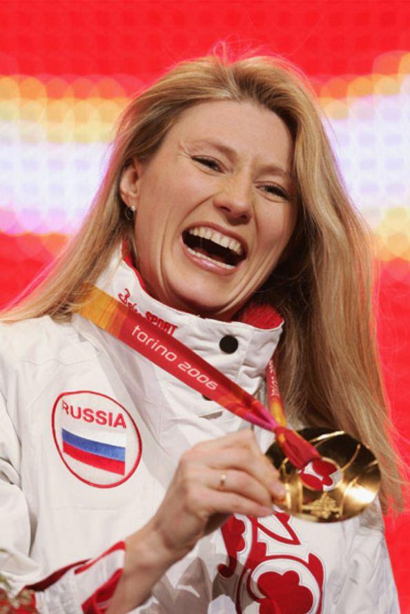 светлана журова олимпийская чемпионка