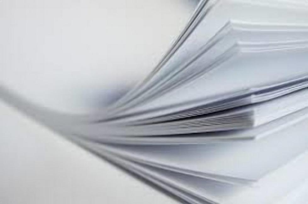 Продукция ЦБК - бумага