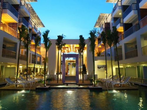 Отель Sugar Marina Resort Fashion 3