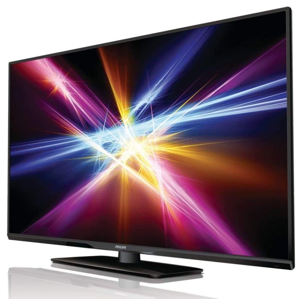 Настройка каналов на телевизоре Philips