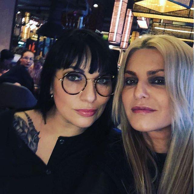Ирина Аветисян и Татьяна Ларина