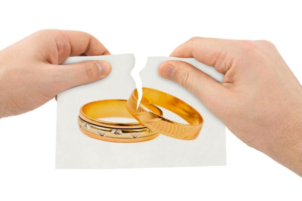 Обручальные кольца после развода приметы
