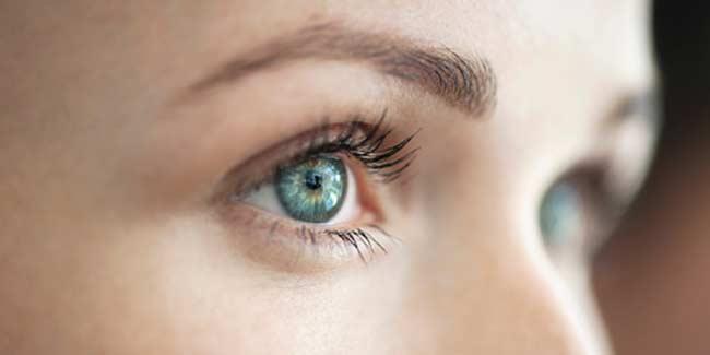 здоровая кожа под глазами