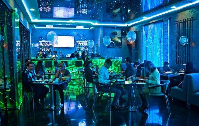 """ресторан в Оренбурге """"7 Небо"""""""