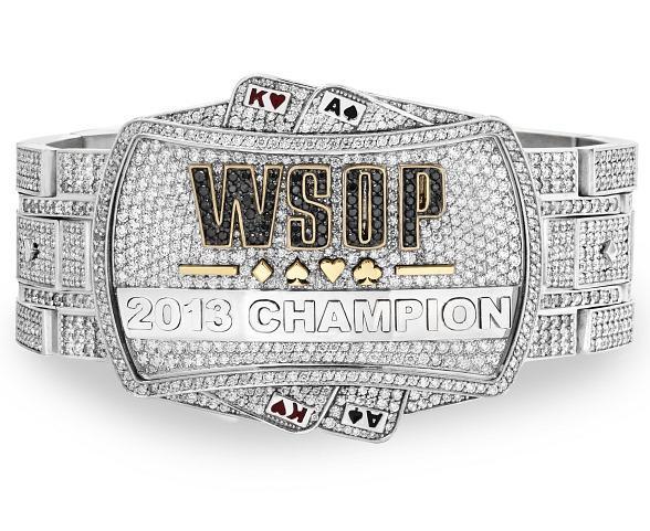 Браслет WSOP