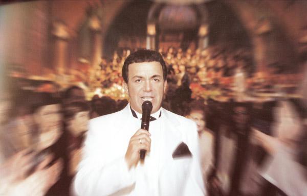 певец Иосиф Кобзон