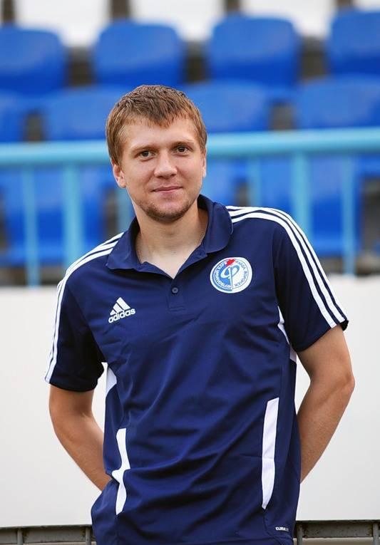 Евгений Гапон защитник Кубани