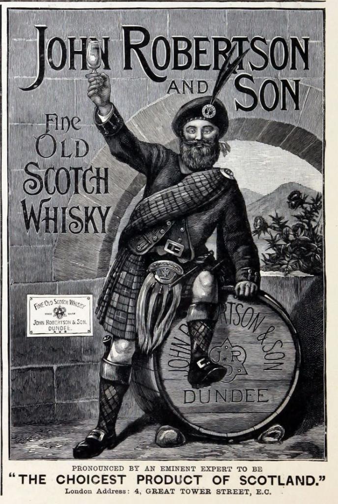 История шотландского виски