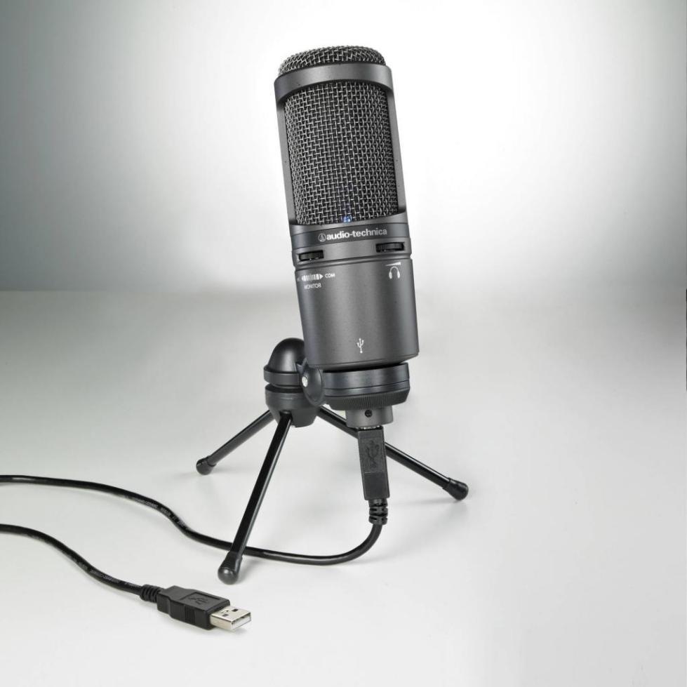 Бюджетные микрофоны для стримов