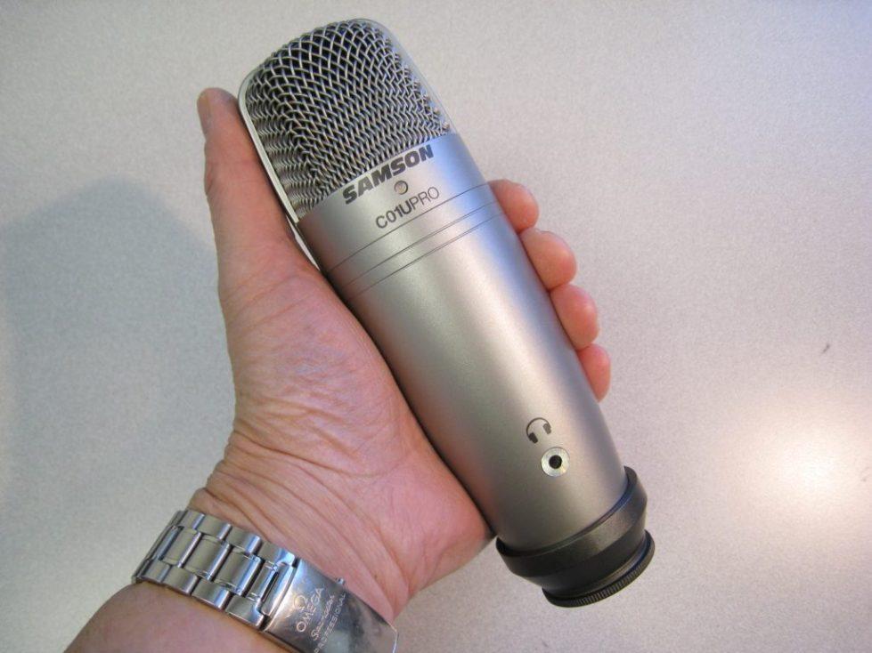 Качественный микрофон