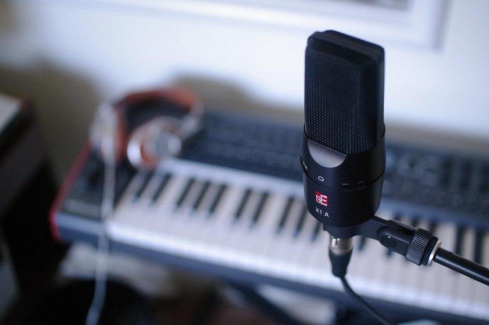 Микрофон для вокала