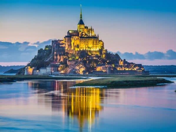 Город на севере Франции