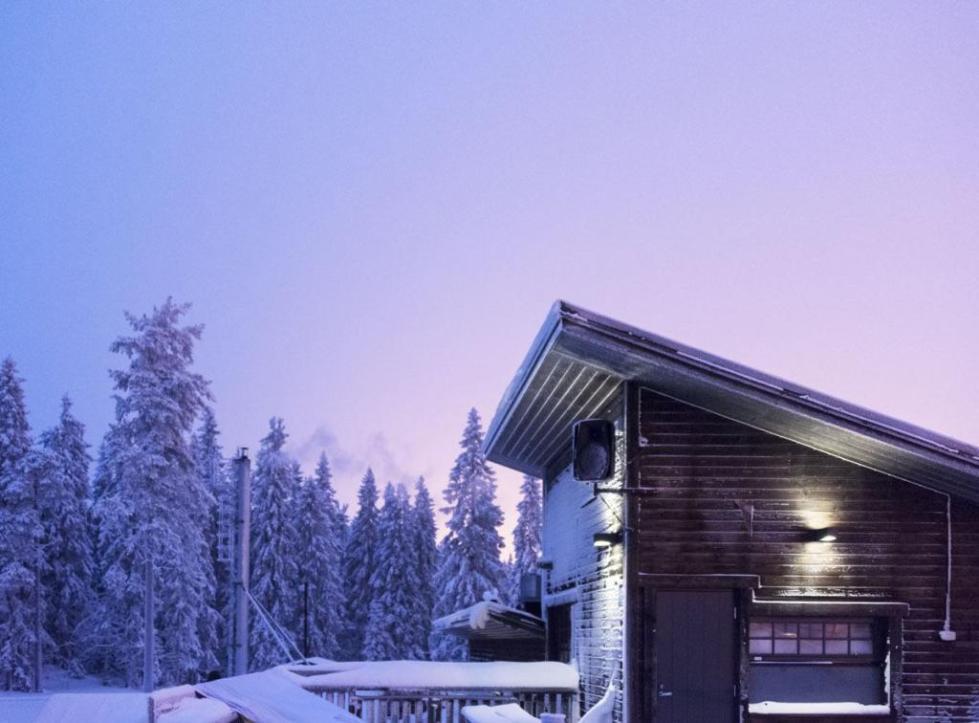 Курорт Тахко в Финляндии