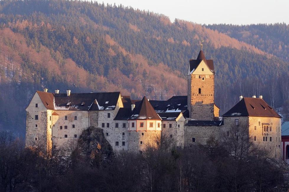 Локет в Чехии