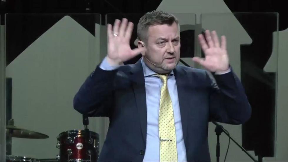 Дмитрий Шатров - пастор и наставник