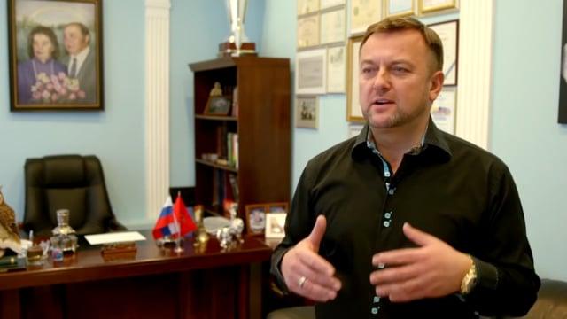 Епископ РОСХВЕ Дмитрий Шатров