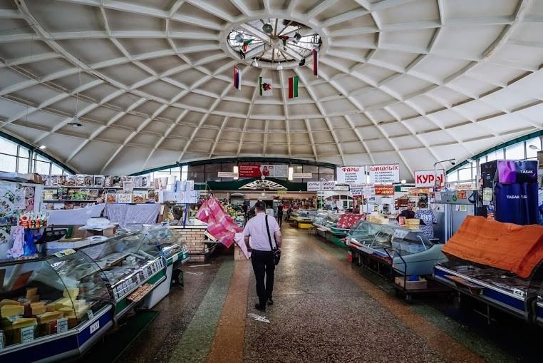Чеховский рынок