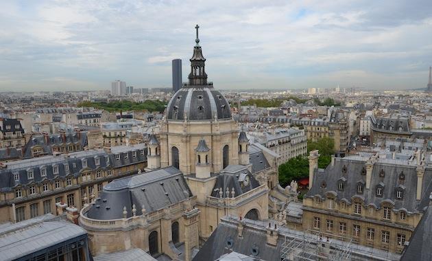 университеты франции список