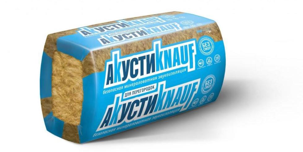 кнауф акустик