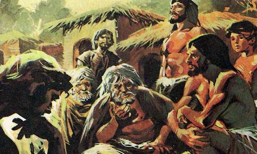 Совет племени